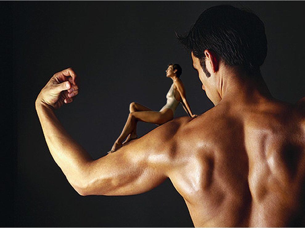 Секс увеличивает кол во тестостерона